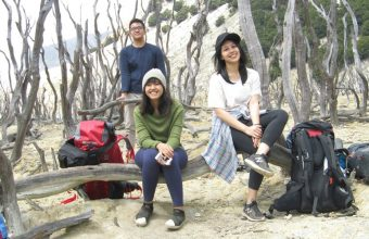 Private Trip gunung Papandayan 6